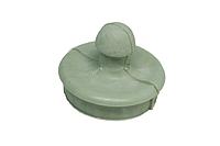 Пробка в раковину/ванную резиновая Ø45мм