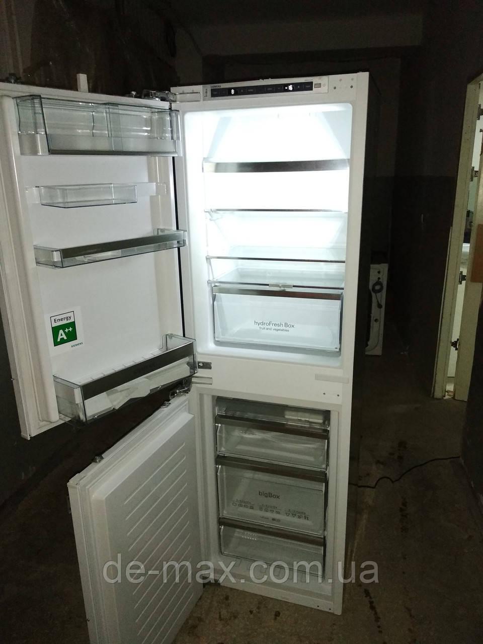 Встраиваемый холодильник SIEMENS KI 85 NAF 30 No Frost A++