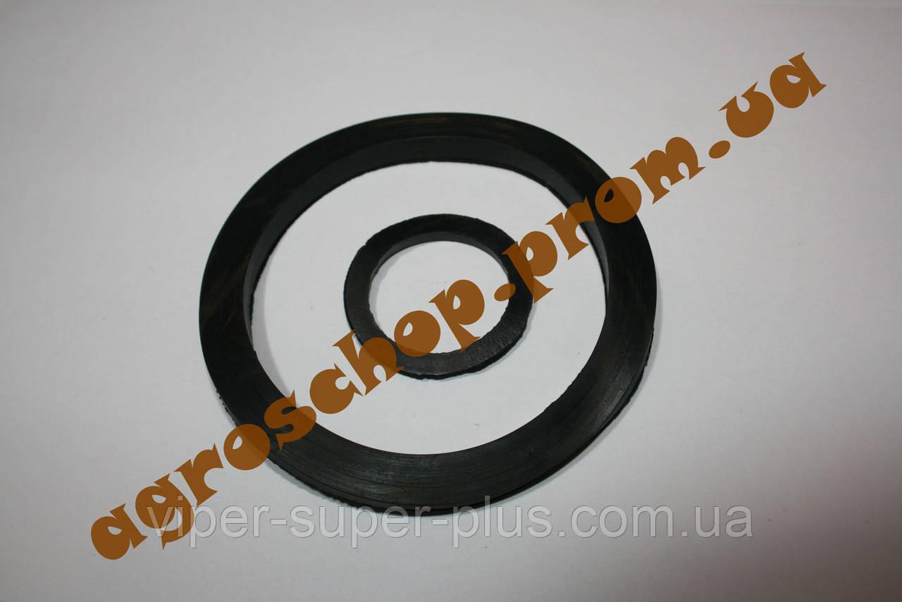 Уплотнительное  кольцо воздушного фильтра большое+маленькое  R180N