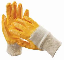 Перчатки с покрытием нитрилом «Harrier Yellow» код. 01070005700xxx