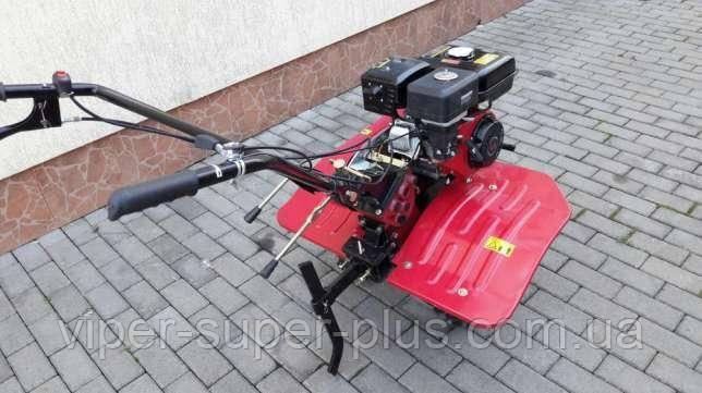 Бензиновый мотоблок Зубр (ZUBR) KX-3 (GN-4) 6.5 л.с Воздушное Охлаждение на Ремнях! ОТПРАВКА ПО УКРАИНЕ!