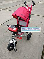 Детский трехколесный велосипед BC-17B - AIR Ламботрайк +ФАРА