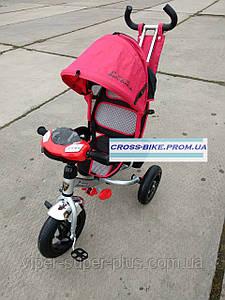 Дитячий триколісний велосипед BC-17B - AIR Ламботрайк +ФАРА