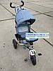 Детский трехколесный велосипед BC-17B - AIR ЕСО Denim, фото 2