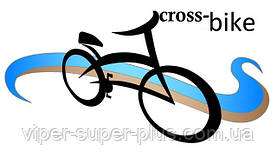 90304 (CROSSER) - тормозной диск передний   для квадроцикла детского Crosser- Viper