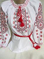 """Вышиванка детская """"Ярославна-2"""", 98, 110 рост, 250/210 (цена за 1 шт. + 40 гр.)"""