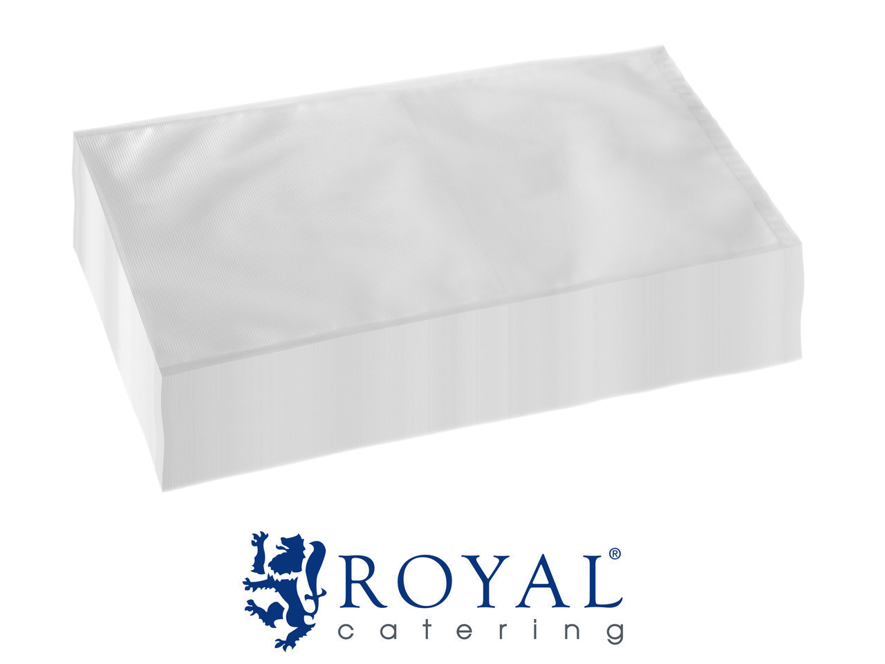 Мішки для вакуумної упаковки 15х25 см ROYAL