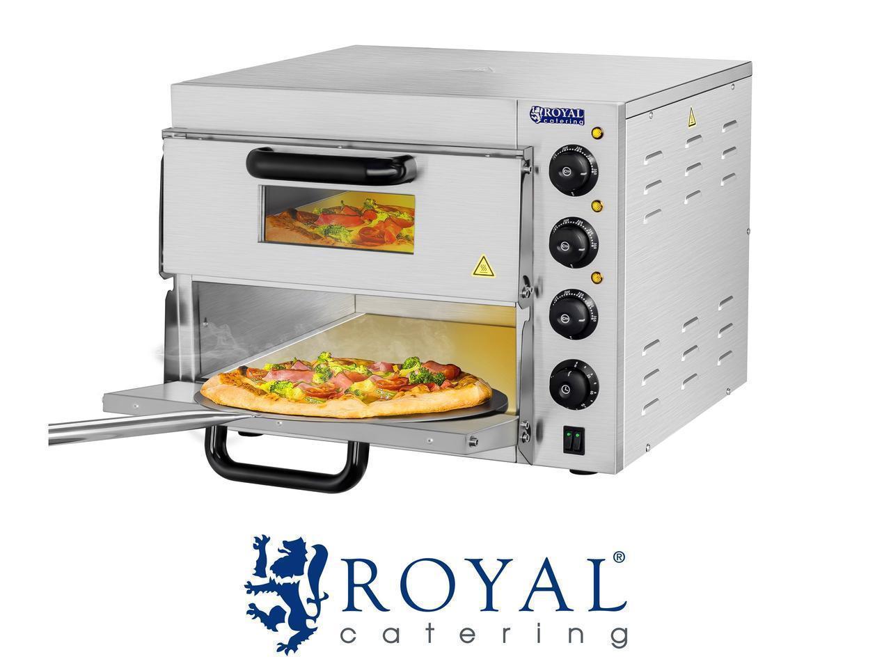 Печь для пиццы 3000 Вт ROYAL