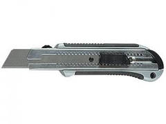 Нож Matrix 78959 25 мм выдвижное лезвие усиленная метал. направляющ 25 мм  789599