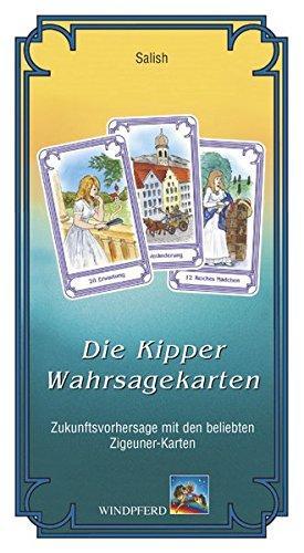 Die Kipper Wahrsagekarten/ Кипперы