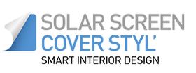 Интерьерные и декоративные пленки Solar Screen Cover Styl