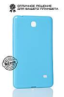 Силиконовый чехол BeCover для Samsung Tab 4 7.0 T230/T231 Blue (700543)