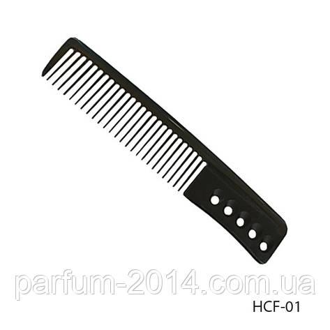 Расческа пластиковая HCF-01, фото 2