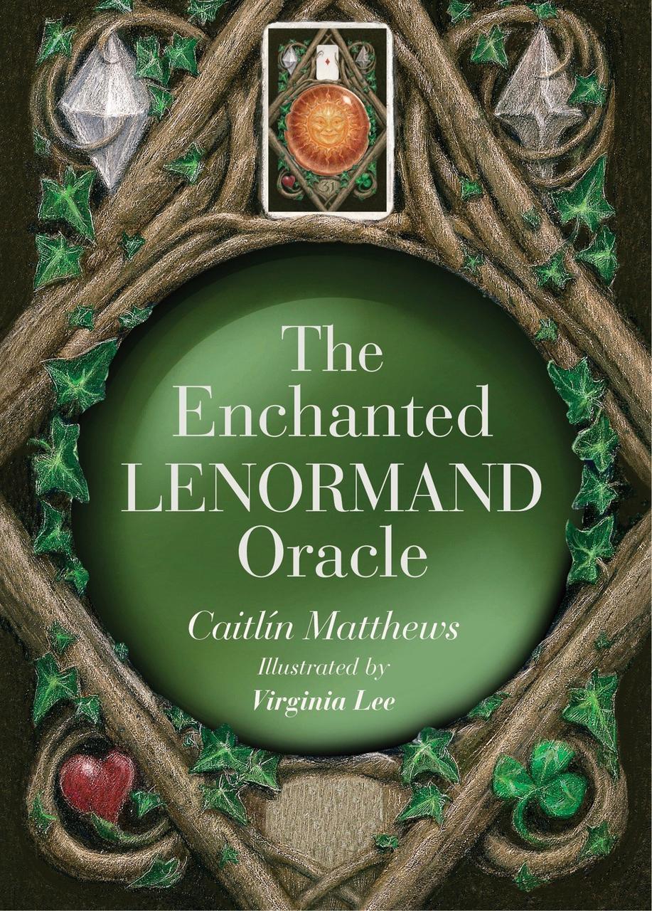 The Enchanted Lenormand Oracle/ Зачарованная Ленорман/ Магический Оракул Ленорман