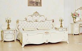 Кровать 180х200 Лорена СлонимМебель светлая