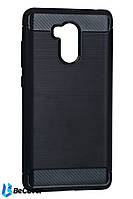 Панель Carbon Series BeCover для Xiaomi Redmi 4 Prime Deep Blue (701389)
