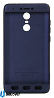 Панель Super-protect Series BeCover для Xiaomi Redmi Note 4X Deep Blue (701600)