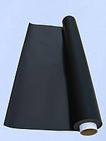 Магнитный винил с черным грифельным покрытием 1,20м х 0,50м для записей мелом