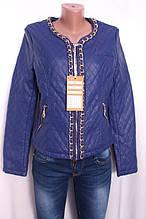 Куртка жіноча Еко-шкіра