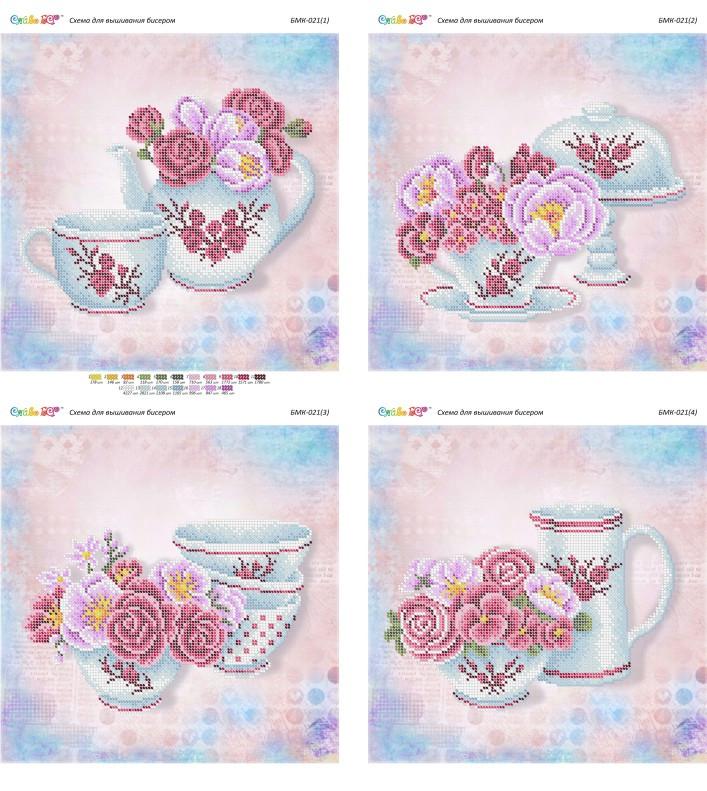 4f0ec17803d70a Сяйво БСР - Схема для вишивки бісером - Триптих: продажа, цена в ...
