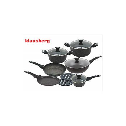 Набор посуды 12пр Klausberg KB7201, фото 2