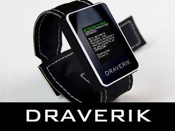 Интеллектуальные часы DRAVERIK