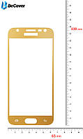 Защитное стекло BeCover для Samsung Galaxy J3 2017 J330 Gold (701827)