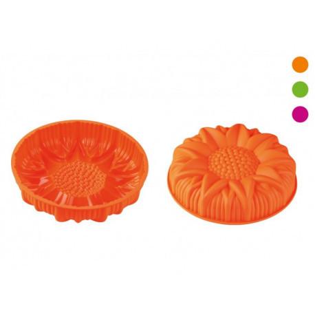 Форма силикон для выпечки 24,8*6,8см Подсолнух Peterhof PH12842