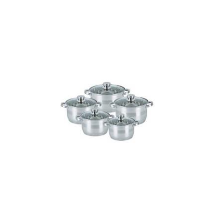 Набор посуды KingHoff 10пр KH4485, фото 2