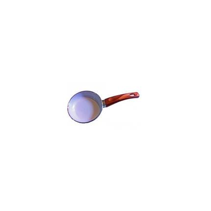 Сковорода 18см алюминиевая с керамическим покрытием KingHoff KH3986, фото 2