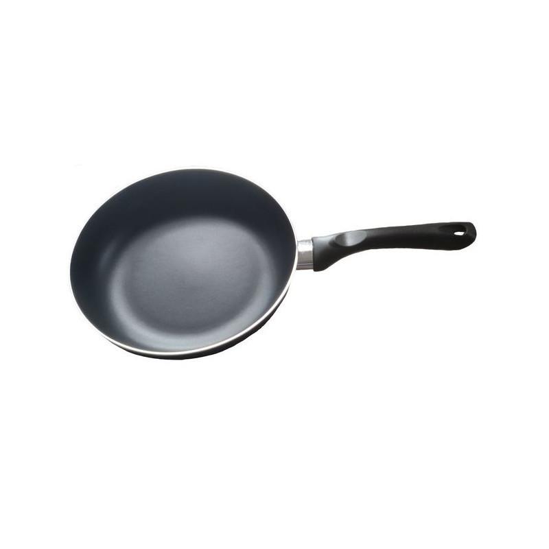 Сковорода 26см литая алюминиевая с тефлоновым покрытием Kinghoff KH3942