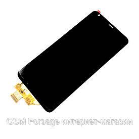 Дисплей LG H870 / LG G6 / H871 / H872 / H873 / LS993 / US997 / VS998 complete Black