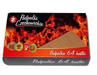 Разжигатели огня Czechowice в картонной упаковке 64 шт. , фото 1