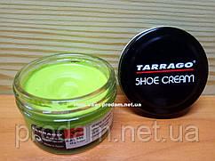 Крем для обуви Tarrago 50 мл цвет салатовый