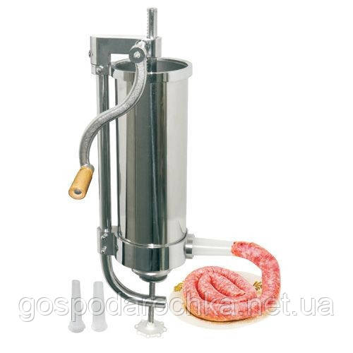 Шприц д/изготовления домашней колбасы 3л Klausberg KB 7157