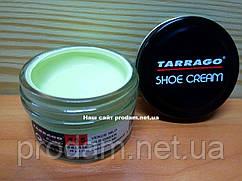 Крем для обуви Tarrago 50 мл цвет светло салатовый