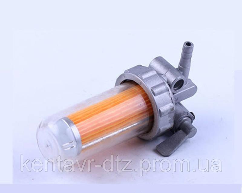 175N -180N- топливный кран(стакан пластик)