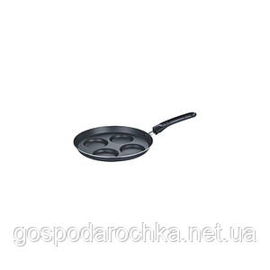 Сковорода для оладьев 24см с тефлоновым антипригарным покрытием Kinghoff KH3823