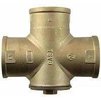 """Трехходовой смесительный клапан Regulus TSV5B 55°C DN32 1 1/4"""""""