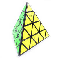 QiYi Magnetic Pyraminx Stickerless | Пирамидка Рубика