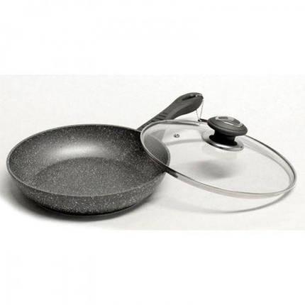 Сковорода Vissner VS 7550-32 - 32 см, мрамор, фото 2