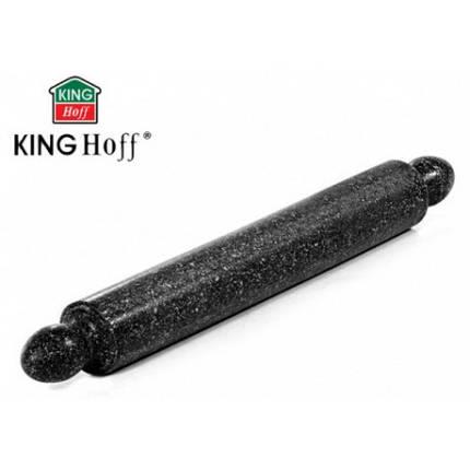 Скалка гранит 39*4см KingHoff KH4148, фото 2