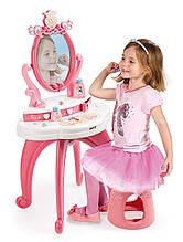 Игровой набор туалетный столик для девочки с аксессуарами Дисней Принцесса Disney Princess Smoby
