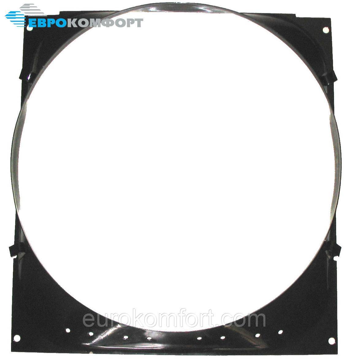 Кожух радиатора (диффузор) 70-1309080 (МТЗ, Д-240)