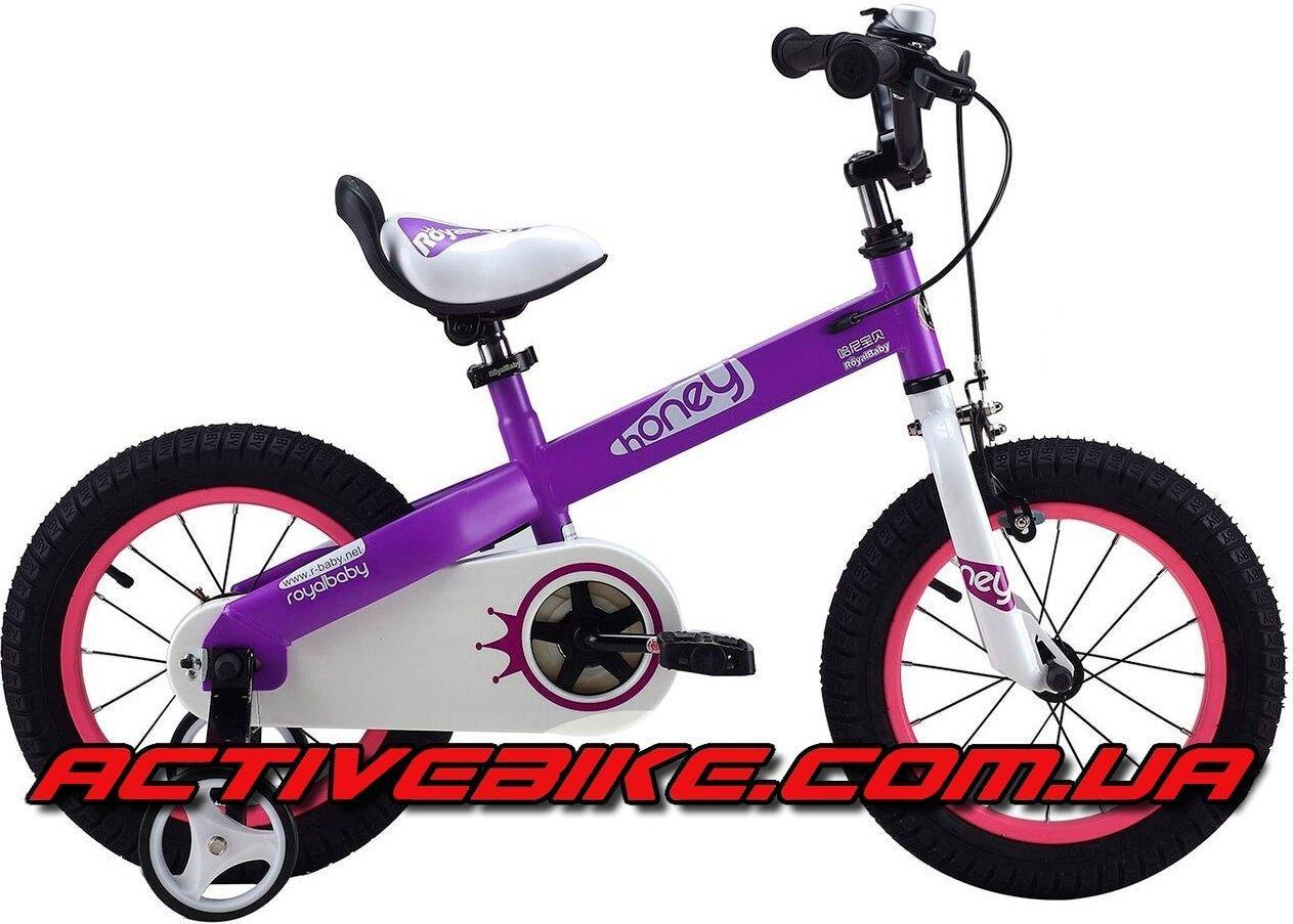 """Велосипед детский ROYAL BABY HONEY 14""""."""