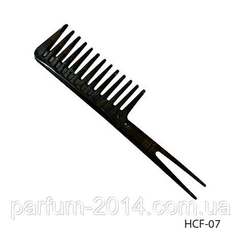 Пластикова гребінець HCF-07, фото 2