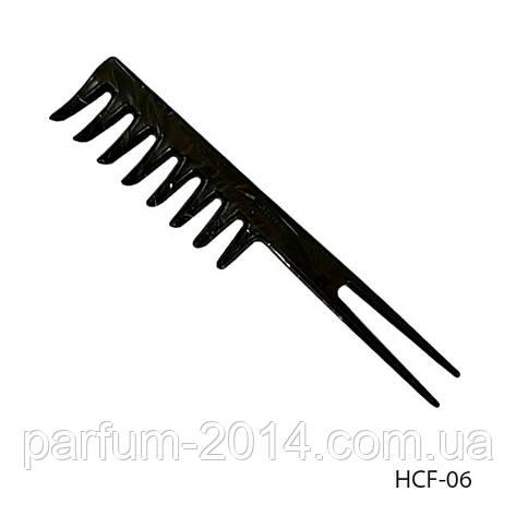 Расческа пластиковая HCF-06, фото 2