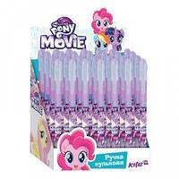 Ручка масляная Kite Little Pony LP17-033