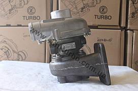 Белорусская турбина МТЗ - ТКР  6-00.01