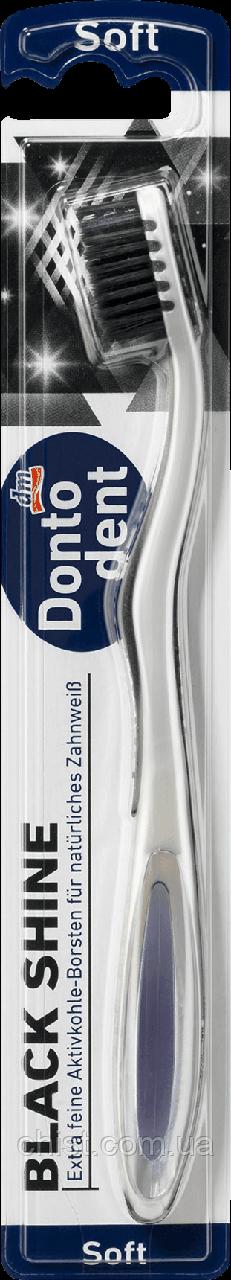 Dontodent Зубная щетка Black shine (1шт) Soft